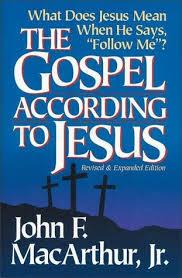 the-gospel-according-to-jesus-book