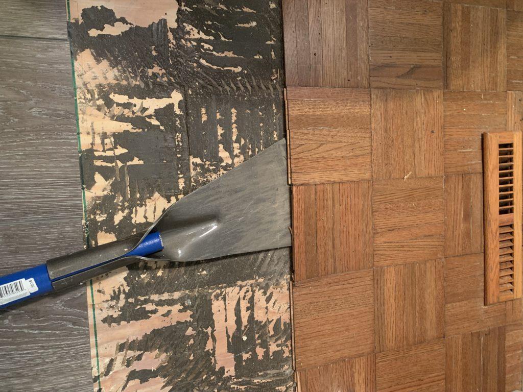 Parquet Flooring Floor Adhesive